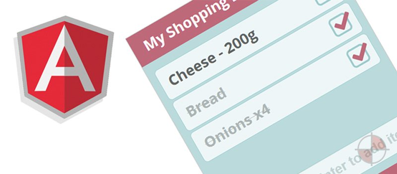 AngularJS and Laravel Shopping App