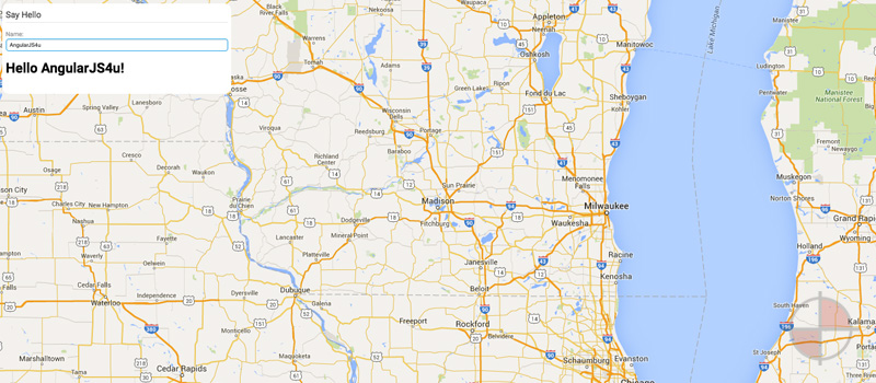 Google Maps Components with AngularJS
