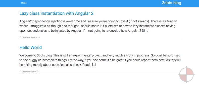 angular2 wp blog example