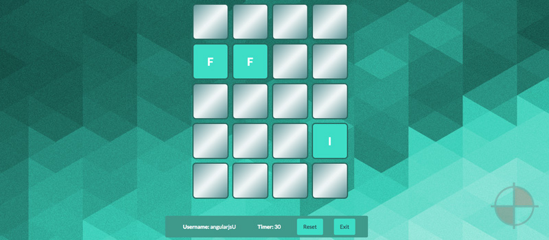 Angular2 Memory Game