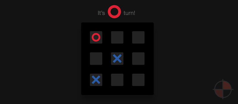 Angular2 Tic Tac Toe Game