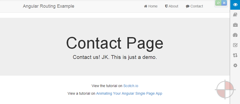 Single Page Apps with AngularJS Routing and Templating.