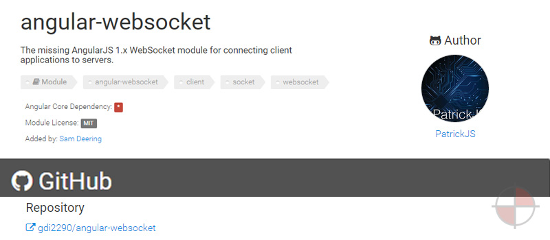 angular-websocket