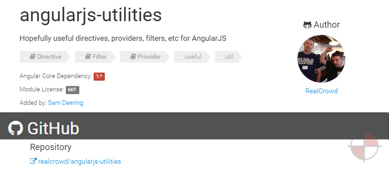 angularjs-utilities