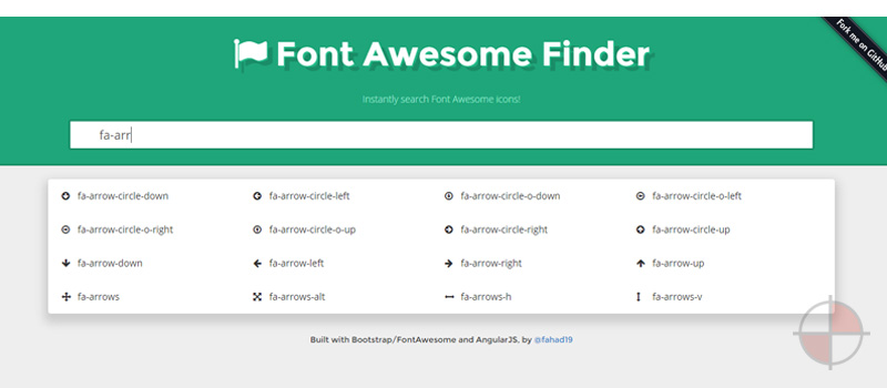 font-awesome-finder