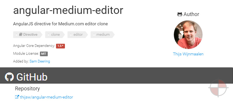 angular-medium-editor