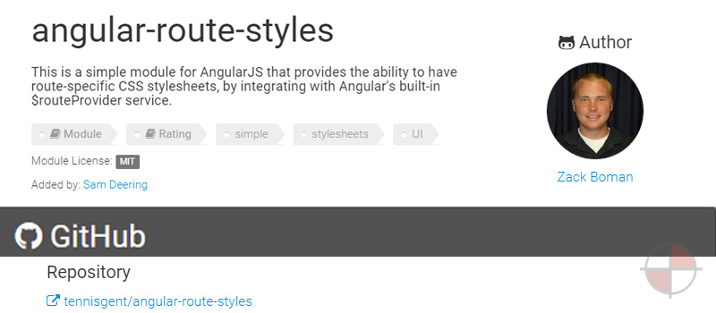 angular-route-styles