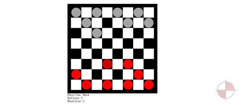 Checkers AngularJS