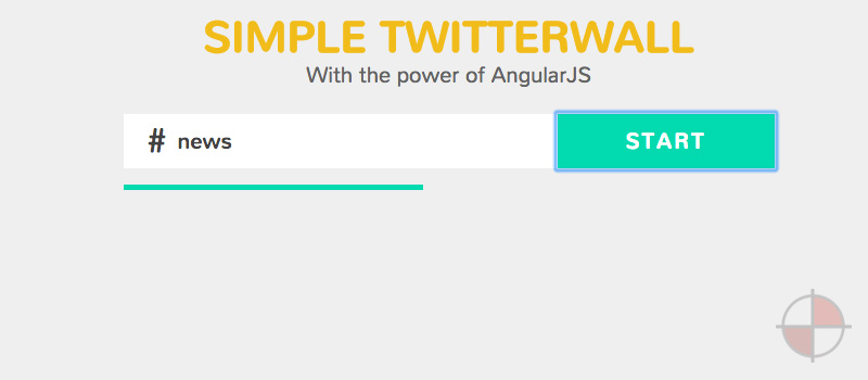 Twitter API and Angular.js