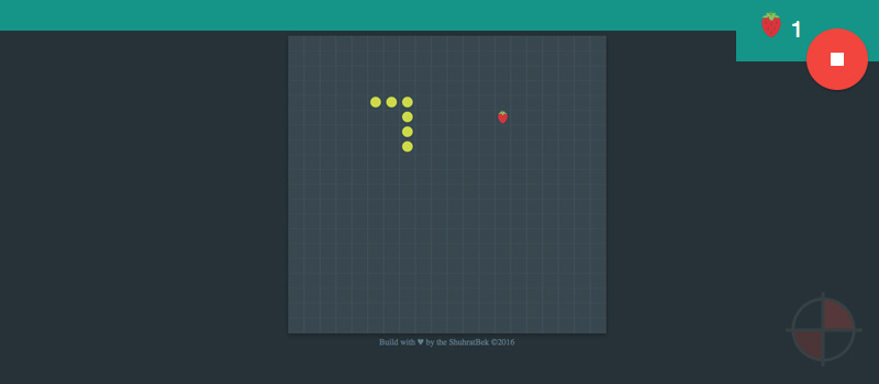 Angular2 Snake Game