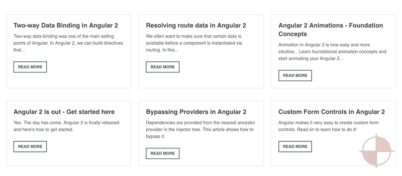 Exploring Angular 2
