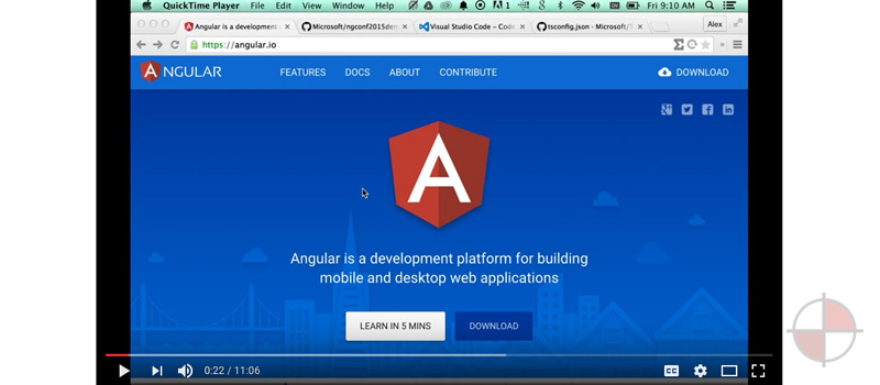 Getting started with Angular 2