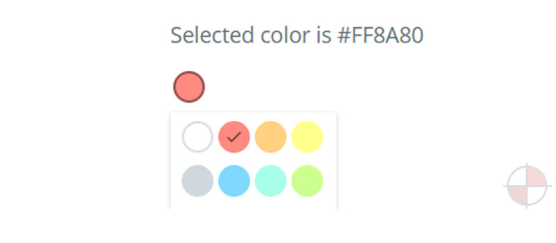 Angular ColorPicker