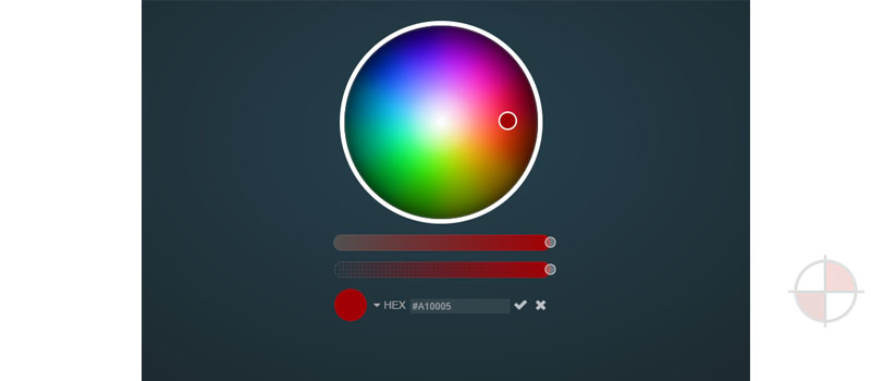 aCKolor - Color Picker for Angular