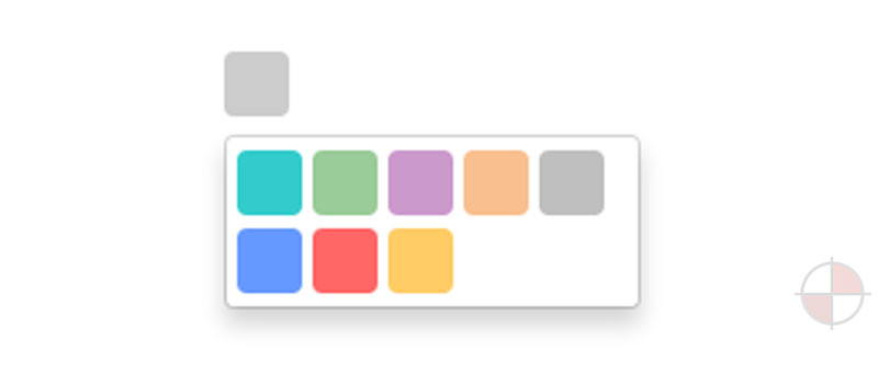 ng2 Color Picker Module