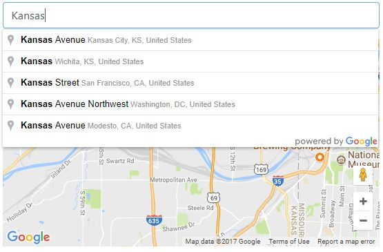 Angular 2/4 Google Maps 10 Examples - Angular 4U