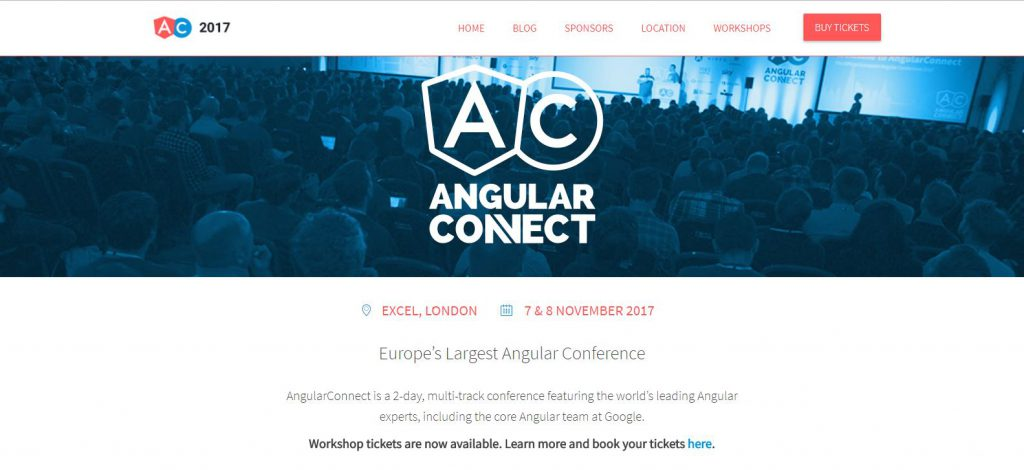 Angular Connect