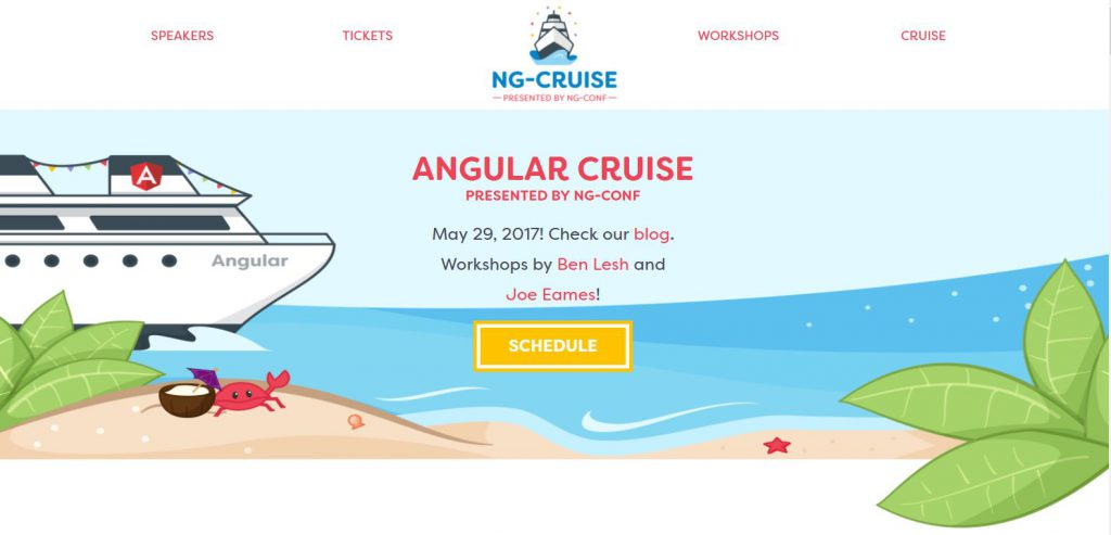 Angular Cruise