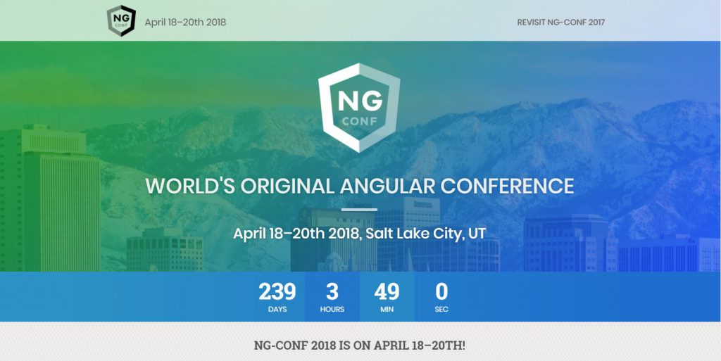 Angular World Conference